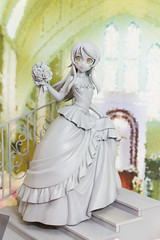 "Good Smile Company & Max Factory ""Kirino Kosaka <Wedding Dress>"" Prototype -Wonder Festival 2013 [Summer] (Makuhari, Chiba, Japan) (t-mizo) Tags: japan canon sigma event prototype chiba figure  novel wf figures lr makuharimesse makuhari lightroom  wonderfestival   lightnovel   mihama maxfactory  lr4 sigma175028  goodsmilecompany  sigma1750 kirino  sigma1750mm  sigma1750f28   sigma1750mmf28  eos60d    orenoimotogakonnanikawaiiwakeganai  sigma1750mmf28exdcoshsm sigma1750mmoshsm lightroom4 mylittlesistercantbethiscute sigma1750mmf28exdcos   kirinokosaka kosakakirino sigma1750exdc wf2013 wf2013summer"