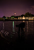 Street_Photography_13081719 (elliottbanks1) Tags: man water night lights dc nikon coins nationalmall d800 homeles 50mmlens