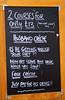Can't say fairer than that! (SteveJM2009) Tags: uk summer sign fun pub notice august hungerford chalkboard berkshire highstreet berks stevemaskell crèche 2013 husbandcrèche