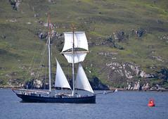 22-08-13 029 (Strathkanchris) Tags: cruise scotland ullapool westerross sailingboat rhue wyldeswan