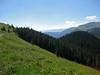 Moose Mountain Hike - 34 On the trail home (benlarhome) Tags: mountain canada mountains nature montagne trekking trek kananaskis rockies hiking hike trail alberta rockymountain hiker gebirge brokeback moosemountain