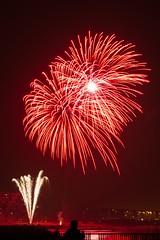 Firework Festival Knokke (Gerwin Filius) Tags: beach festival strand coast belgie fireworks firework knokke vuurwerk kust sigma1770mm sigma1770mmf2845dcmacro vuurwerkfestival canon7d