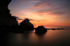 colors (Iamlucarossi) Tags: life longexposure sunset sea panorama beach beauty night canon indonesia landscape photography star panoramas natura paesaggi hdr kanawa