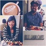 breakfast. #blujamcafe #losangeles