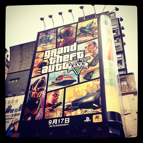 Release on today #gtav #gta5 #rockstargames #gta #ps3 #xbox360