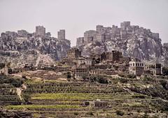Yemen (Rod Waddington) Tags: landscape east yemen middle