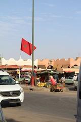 Beni Mellal - market place