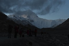 """Everest at dawn • <a style=""""font-size:0.8em;"""" href=""""http://www.flickr.com/photos/95544223@N05/9974420596/"""" target=""""_blank"""">View on Flickr</a>"""