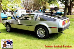 1982 Delorean DMC 12 car 3 (80s Muslc Rocks) Tags: auto classic film 1982 steel delorean stainless backtothefuture
