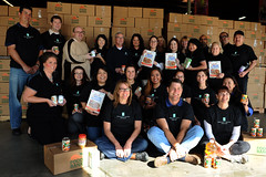 Orange County Embassy Suites work at foodbank (HiltonNewsroom) Tags: corporate community day hilton grand week service hotels hampton volunteer conrad vacations embassysuites volunteerism hiltonhhonors doubletreebyhilton hiltonworldwide hiltonhotelsandresorts travelwithpurpose
