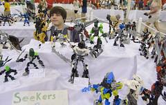 BRICKFAIR208 (dviddy) Tags: kevin factory lego expo system va convention hero fusion bionicle chantilly mocs moc hinkle 2013 brickfair