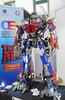transformer optimus prime papercraft (Jino Jiwan) Tags: art statue prime bay robot michael craft transformers optimus papercraft