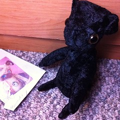 I don't know if the pattern pieces didnt print out right or what LOL (astrosnik) Tags: dog square sewing pug plush squareformat igiveup iphoneography instagramapp uploaded:by=instagram