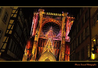 Une histoire de temples Opus 3: Son et lumière à la Cathédrale de Strasbourg