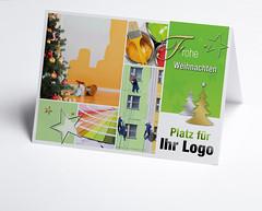 Branchen-Weihnachtskarte Maler (weihnachtskartenplus) Tags: weihnachten feuerwehr bau handwerk pflege rzte karten weihnachtskarten logokarten