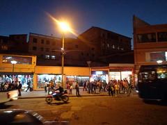 caminando en la noche por la Marín (José X) Tags: street people night noche calle quito ecuador gente marin