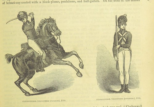 Image taken from page 173 of '[The History of Clerkenwell. ... With additions by the editor, E. J. Wood. Illustrated with ... engravings.]'