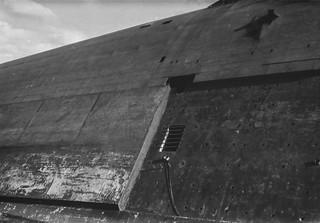 PEM-BYM-N00235 Detalj fra slagskipet Tirpitz