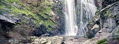 Fervenza do Toxa (A.González) Tags: fall film rio río river kodak hasselblad galicia galiza pelicula xpan cascada ektar toxa película fervenza riverfall
