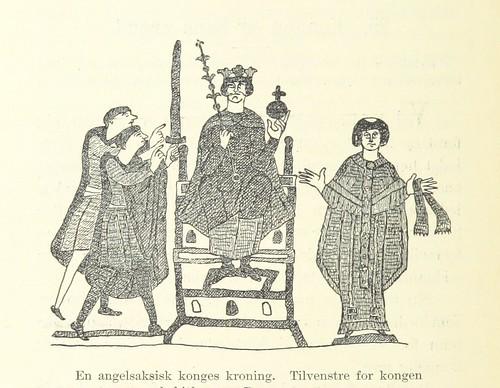 Image taken from page 258 of 'Det gamle Throndhjem. Byens Historie fra dens Anlæg til Erkestolens Oprettelse 997 til 1152. Med Karter, etc'