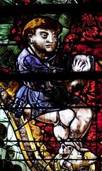 Promenade dans la Lanterne du Bon Dieu  Metz (Denis Krieger) Tags: france glass cathedral stained cathdrale vitrail metz moselle vitraux bousch valentinbousch