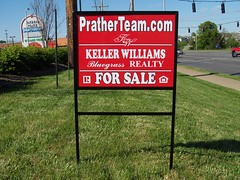 Real Estate Yard Sign | Signarama Lexington, KY | Keller Williams