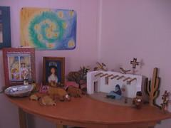 (Willowpoppy) Tags: winter childhood spiral december advent waldorf lastday mexican preschool nativity 2013