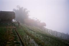 Hmong Mountain Retreat (joeball) Tags: november color film fog trek 35mm canon fuji north vietnam superia400 sapa hmong 2013 wp1