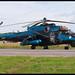Mi-24V Hind - 7353 - Czech Air Force - Special Scheme