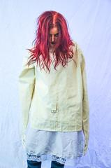 DSC_0750 (Studio5Graphics) Tags: red girl hair fun photography insane interesting model modeling redhead jacket horror slip macabre straight straightjacket