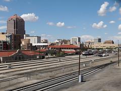 Albuquerque Alvarado Transportation Center (Zruda) Tags: usa newmexico geotagged unitedstates albuquerque depot geo:lat=3508095032 geo:lon=10664687433