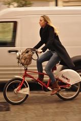 Hivern en bici x BCN (Bart Omeu) Tags: barcelona bike bicycle cyclist bcn bicicleta bici bicing bicibcn changeyouliferideabike