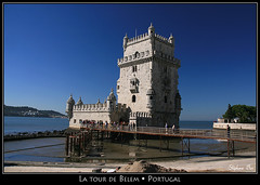 Tour de Belm (HimalAnda) Tags: tower portugal tour lisbon lisbonne belm stphanebon