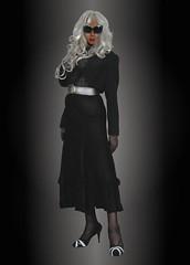 Black skirt (mandolinaluciano) Tags: black sexy fashion rock clouds hair erotic highheels dress legs longhair skirt dresses blonde heels elegant pantyhose schwarz samt stilettos sexylegs longlegs erotik strumpfhose sexyblonde langehaare blondine sexybeine