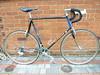 1988 Hetchins Magnum Opus (The Range Rider) Tags: cycling 531 mavic campagnolo handbuilt lightweight lugs magnumopus cinelli fancylugs hetchins