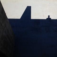 That's Me:  Explored 2.7.2014 (michael.veltman) Tags: portrait abstract composition self shadows profile