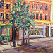 """Main Street,"" Nancy Brossard"