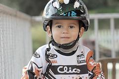 Amb la meva bici (Evita Maria) Tags: boy portrait baby photoshop photo retrato bebe chico fotografia da nio fotografa calidad viral aficin evitamaria santcebriadevallalta fotografaconamor