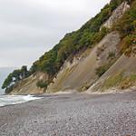 Ostseestrand unterhalb der Kreidefelsen bei Stubbenkammer auf Rügen (02) thumbnail