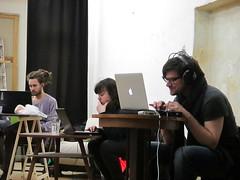"""Workshop: Sound / Sound design / Sound handling • <a style=""""font-size:0.8em;"""" href=""""http://www.flickr.com/photos/83986917@N04/12877778754/"""" target=""""_blank"""">View on Flickr</a>"""