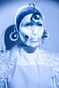 Other Worlds Editorial (Chris Rushton Photography) Tags: lighting art fashion magazine dark clothing model fineart alien ambient editorial futuristic edgy glassbook alexstoddard clararae carolpersons