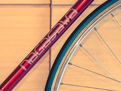 #NAGASAWA #SOYO #ARAYA (funkyruru) Tags: postprocessed bike taiwan cycle fixie fixedgear taipei pista trackbike njs nagasawa olympusomdem5 mzuikodigitaled75mmf18
