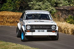 Bo'ness Speed Hill Climb 2013