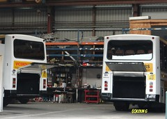 Nice Boots (Coco the Jerzee Busman) Tags: uk bus ford islands coach ham transit cannon jersey swift wad tours channel waverley iveco leyland stringer lcb