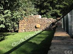 WM Chuck Eblacker 4, Free standing wall,