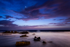 After Sunset I (mhalali) Tags: longexposure sea seascape canon landscape sunsets saudi jeddah saudiarabia landscap canon5dmarkii