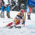 Jack FORSYTH of WMSC takes 5th place in the Mens U14 GS at the Whistler Cup 2014 Ski Race held on Whistler Mountain, April 6th, 2014 - Photo By James Cattanach - coastphoto.com