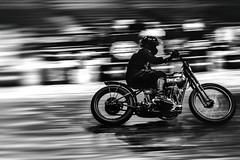 The Frozen Few (R*Wozniak) Tags: prewar harleydavidson harley flattrack flatoutfriday mamatriedmotorcycleshow motorcycle motorbike motorcompany bw blackwhite rust racer milwaukee 2017 flattrackracing nikond750 nikon