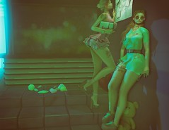 Lost in Tokyo. (Katy Hastings) Tags: belleposes beusy candydoll chapterfour cosmopolitan fameshed lagom minimal mowie tetra thisiswrong toiz tokyo uber versusevent whorecouture yd
