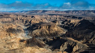 Fish River Canyon, Namibia (in Explore March 21, 2017)